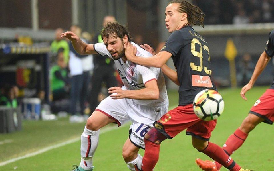 Дженоа и Гълъбинов продължават без победа в Италия
