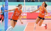 Холандия - Сърбия е волейболният еврофинал при жените