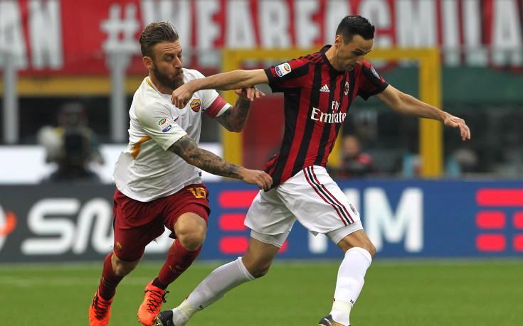 Рома излъга Милан и го изпревари