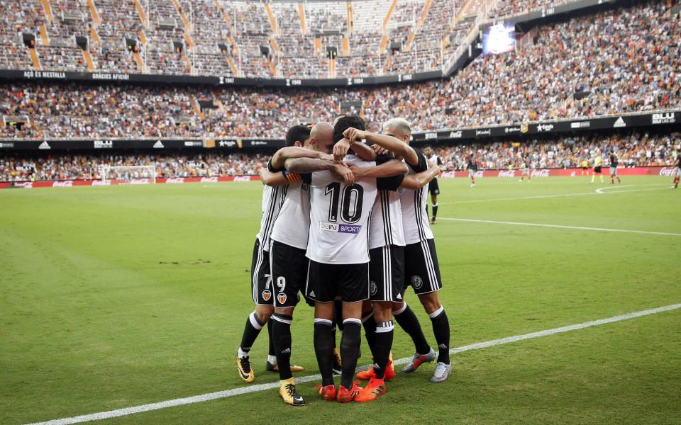 Валенсия подчини Билбао и запазва добрата си серия в Ла Лига