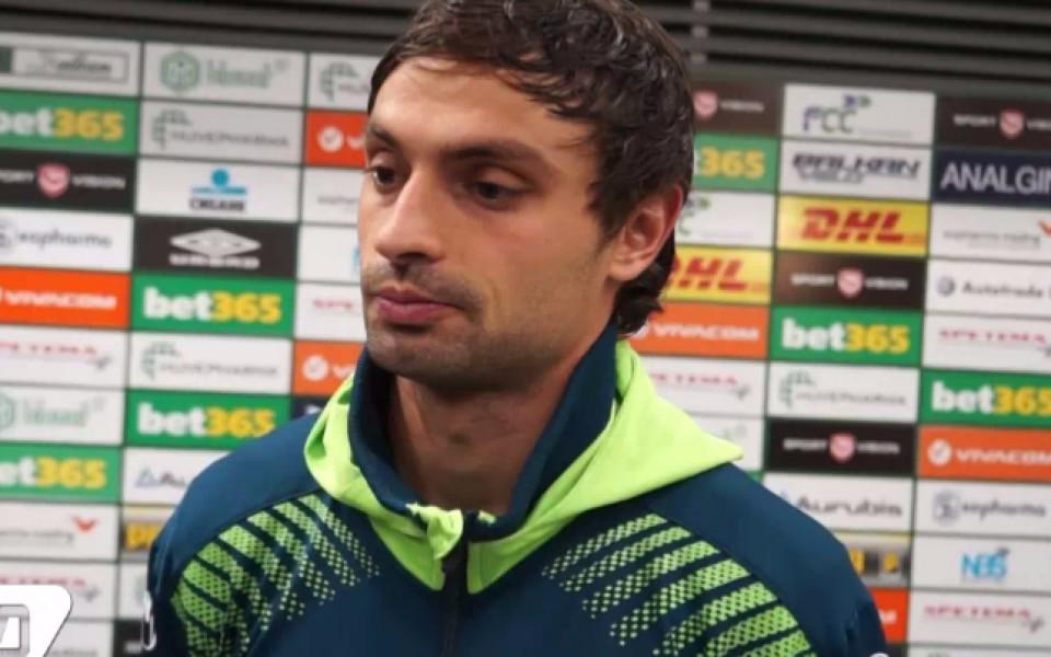 Двама основни футболисти се завръщат за Берое срещу Лудогорец