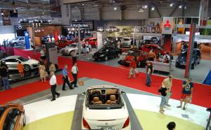 Най-новите и бързи коли идват за автосалона в София