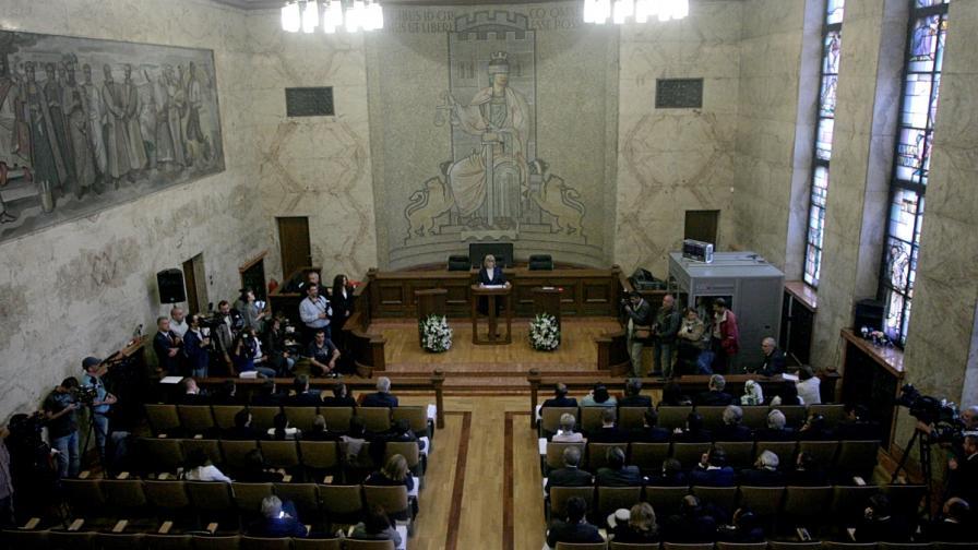 Новият ВСС встъпи в длъжност без Борисов и Радев