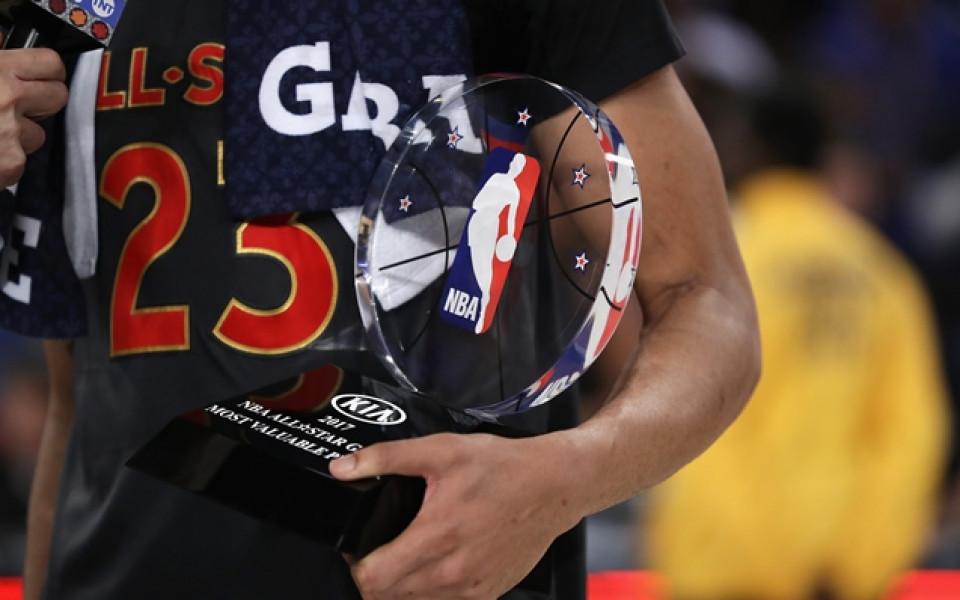 Рязка промяна за Мача на звездите в НБА