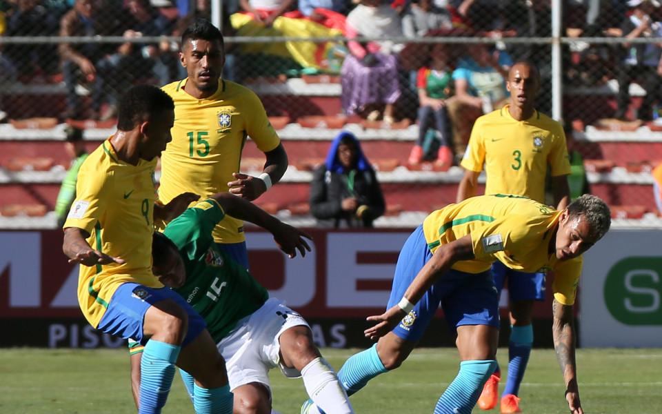 Бразилия е първият отбор, който си избра база за Мондиал 2018