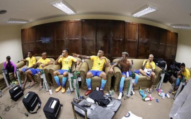 Бразилия източник: www.instagram.com/neymarjr