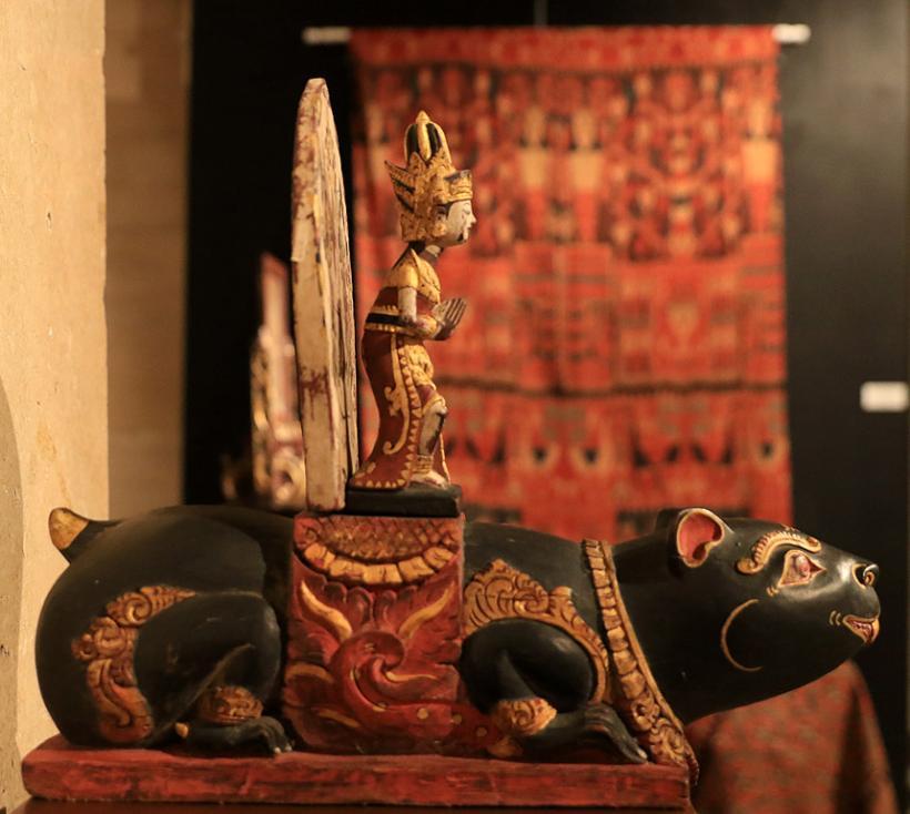 Сн. 9  - Фестивалът е организиран от посолството на Република Индонезия в партньорство с българската Национална галерия и запознава за първи път жителите и...