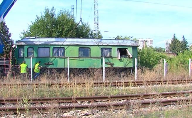 Царски вагон на цар Борис и принц Кирил ще бъде реставриран