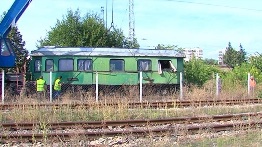 Царски вагон на Борис III ще бъде реставриран