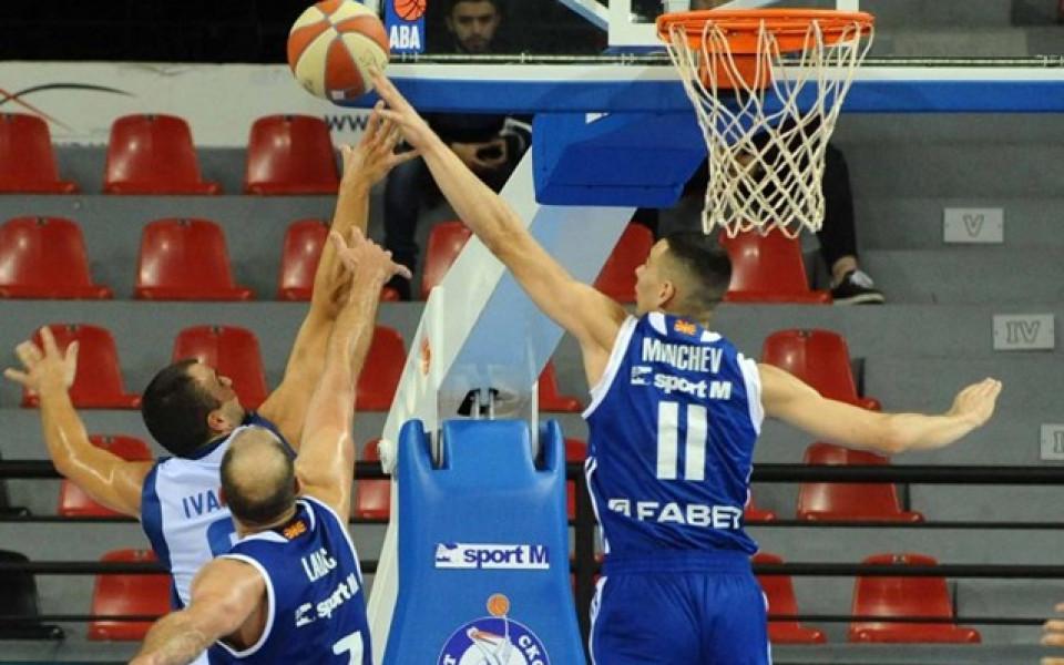 Минчев дебютира при загуба на МЗТ Скопие