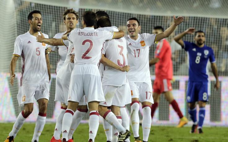 Испания и Италия безгрешни на финала на квалификациите