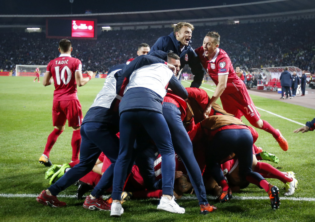 Сърбия<strong> източник: Gulliver/GettyImages</strong>