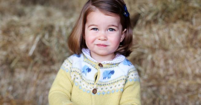 Само преди дни бременната херцогиня на Кеймбридж Кейт Мидълтъннаправи първата