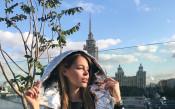 Анастасия Гизерская<strong> източник: instagram.com/ngizerskaya/</strong>