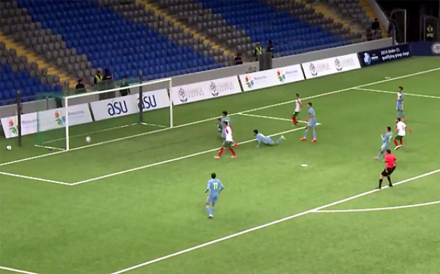 Казахстан - България 1:1<strong> източник: youtube.com</strong>