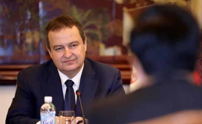 Дачич: Сърбия желае приятелство и разбирателство с България