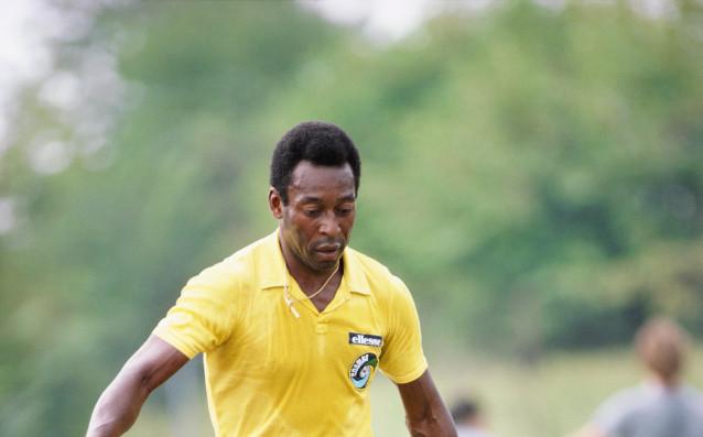 Легендата на световния футбол Едсон Арантес де Насименто – Пеле
