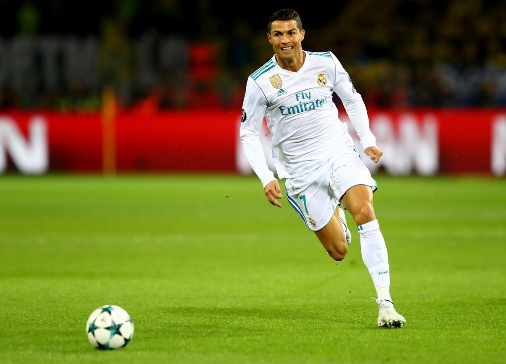 Кристиано Роналдо<strong> източник: Gulliver/Getty Images</strong>
