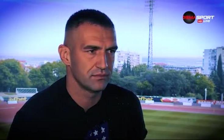 След 191 гола в Първа лига: Мартин Камбуров за Берое, Локо Пд и края на кариерата