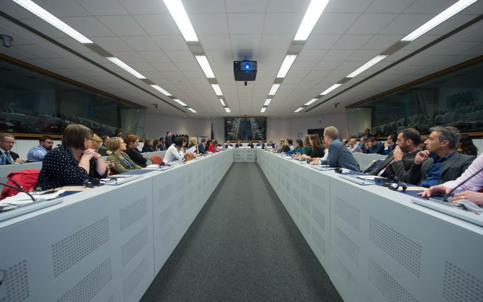 Спортът като нов приоритет в регионалните политики в Европа