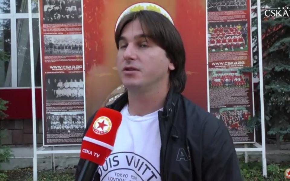Велизар Димитров: В Лондон има огромна червена общност.