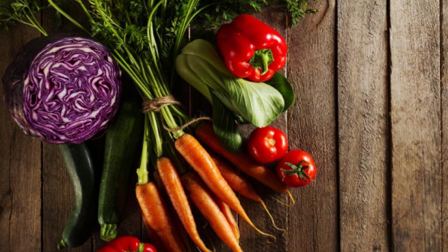 Една причина да ядете зеленчуците сурови