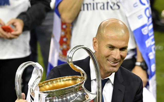 Зизу: Да си треньор изхабява, да си начело на Реал още повече