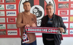 Македонски вратар с наш паспорт подсили Локо Сф