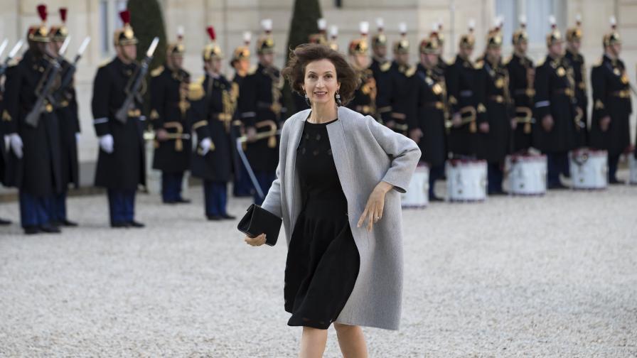 Жена сменя Бокова в ЮНЕСКО, скандал преди избора