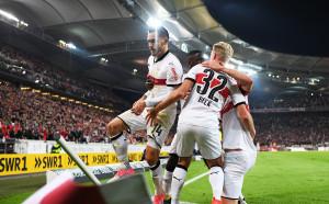 Драма и победа в последната минута за Щутгарт
