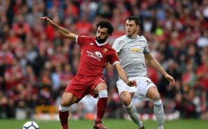 Постно английско дерби, Ливърпул пропусна да бие Юнайтед