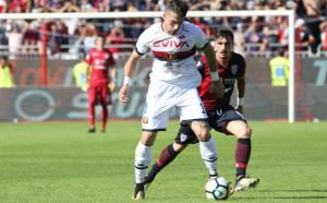 Гълъбинов донесе първия успех на Дженоа в Серия А
