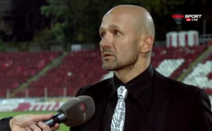 Радуканов: Раздадохме се срещу ЦСКА