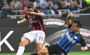 Лудо дерби на Милано, Интер ликува в сетния миг