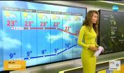 Прогноза за времето (17.10.2017 - сутрешна)