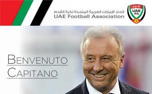 Алберто Дзакерони с арабско предизвикателство