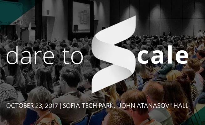 200 бизнес лидери на Endeavor конференция Dare to Scale