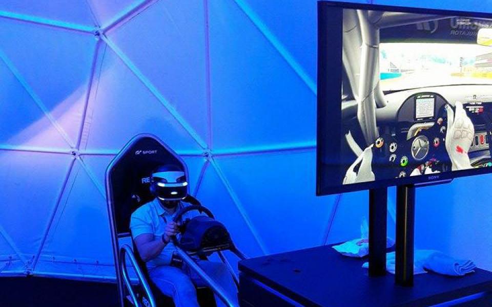 Gran Turismo Sport е вече тук и е повече от впечатляващ!