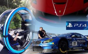 Премиерата на Gran Turismo Sport в снимки