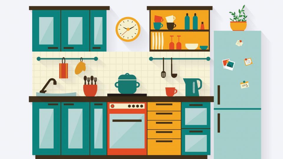 8 места в дома, които винаги забравяме да почистим