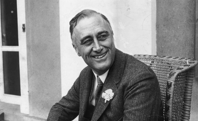 Франклин Делано Рузвелт е сочен за един от най-харизматичните американски президенти.