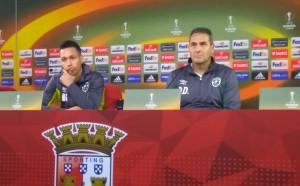 Херо: Опитът е плюс за нас, но Брага е изключително силен тим