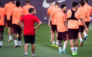 Валверде се надява Меси да стигне 200 гола до края на сезона