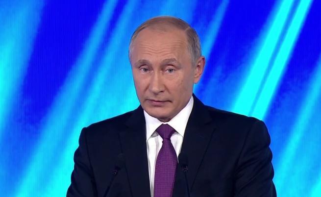 Путин: Най-голямата грешка на Русия бе доверието към ЕС