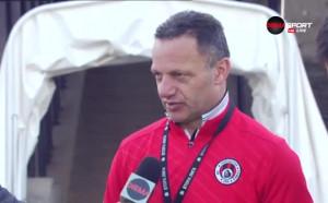 Младен Додич: Загубихме, защото не успяхме да вкараме гол