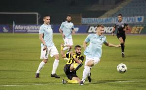Дунав без Великов сложи край на победната серията на Ботев