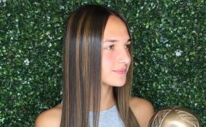 Момичето, което никой не познава, но може да спечели повече награди от Меси и Роналдо