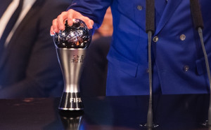 ФИФА награждава най-добрия футболист за 2017-а в Лондон