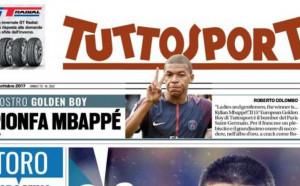 Очаквано: Мбапе спечели наградата Golden Boy