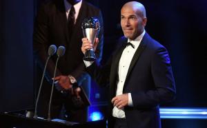 Зинедин Зидан е номер 1 в света за 2017!